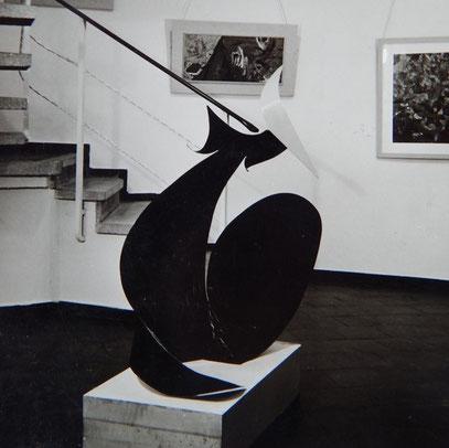 Stahlplastik,Margrit Schweicher,Malerei Trier,Trierer Malerei,Kunst,