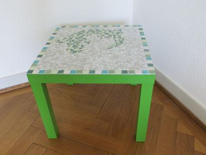Wieder einmal etwas mit Mosaik