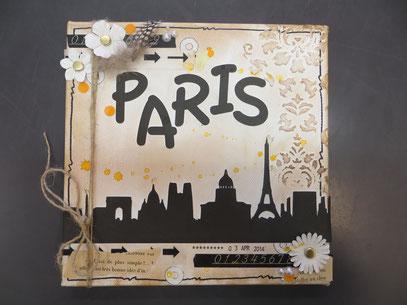 Ich war wieder in Paris!