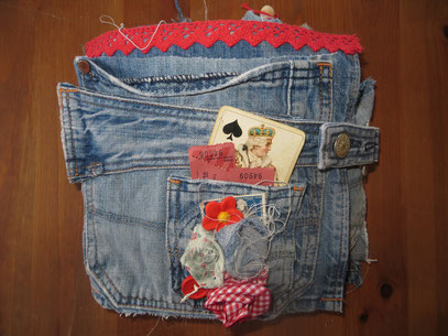 Ich habe wieder getan..... Mein neues Album aus meinen lieblings Jeans