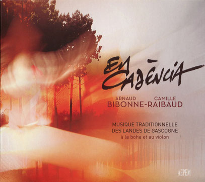"""Bibonne-Raibaud : """"EN cadència"""""""