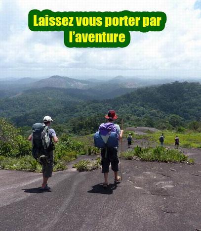 Monts Tumuc Humac inselberg Talwaken Talwakem
