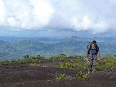 Expédition vers les Monts Tumuc Humac Guyane