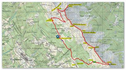 Clicca sulla cartina per vederla su SvizzeraMobile