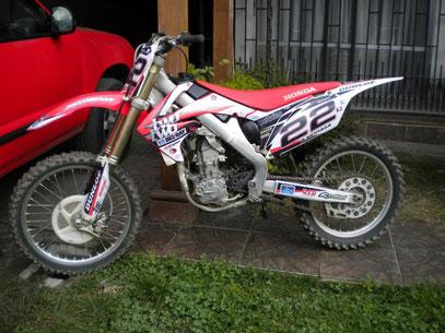 Hoda CRF 250