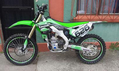 Kawasaki año 2013