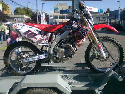 crf 2012 x