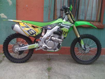 kxf 250 2013
