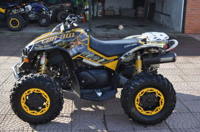 Cuadrimoto Can-Am