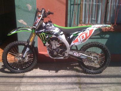 KXF 250 2011