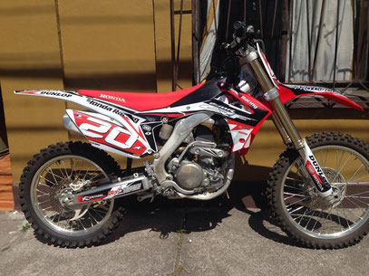 CRF 250 2014