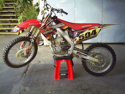 Honda CRF 250 - 2011