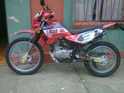 Moto china....