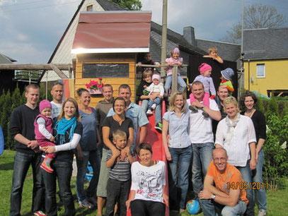 Grillfest 2011 - Familienfeier