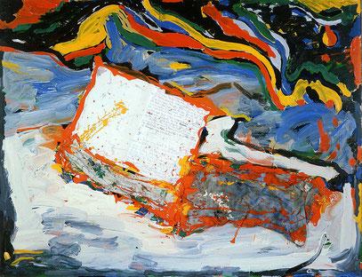 MEMORY, collage, 140 x 110 cm, 1988 - Collectie Rijksdienst Beeldende Kunst