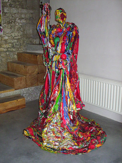 SALOMÉ, sculpture, 1983