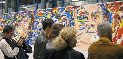 SALOMÉ ET JEAN-BAPTISTE, Spazio MIL, Museo dell'Industria e del Lavoro, Milan, 2009