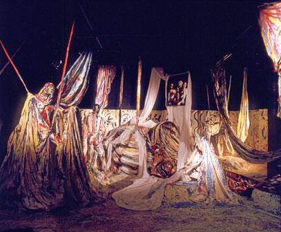 SALOMÉ - Installation / Performance, 1983