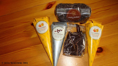 Unsere Schokoladefavoriten aus Åre