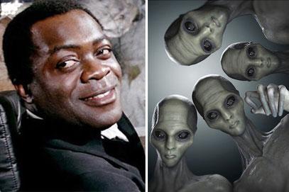 Rencontre extraterrestre video