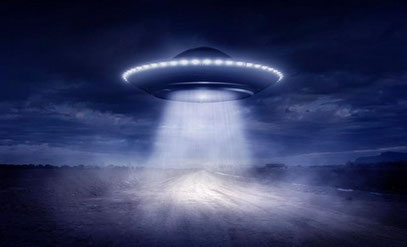 essay on aliens being real