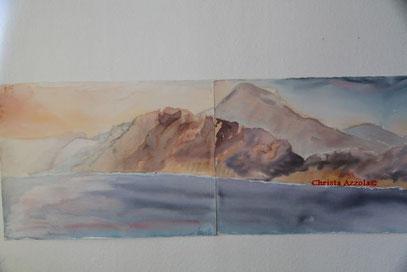 Aghia Galini, Crete, 1992