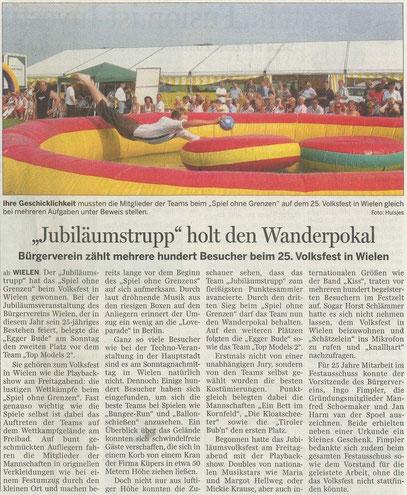 Grafschafter Nachrichten, 14. Juni 2007