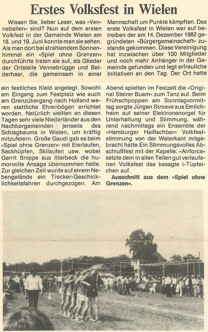 Vechte Kurier, September 1983