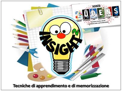INSIGHT Tecniche di apprendimento e di memorizzazione