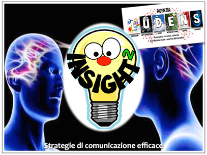 INSIGHT Strategie di comunicazione efficace