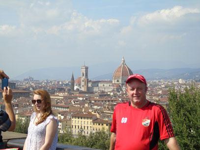 Steffen Riek - Bussi in Florenz