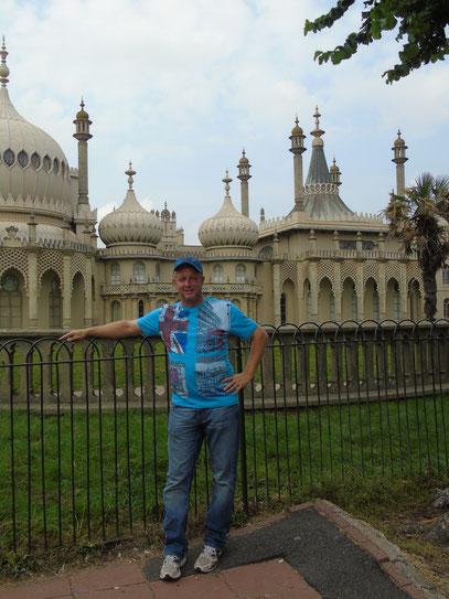 Steffen Riek - Bussi in Brighton