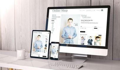 créer son site de commande en ligne avec Jimdo