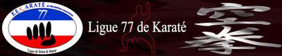 LIGUE 77 DE KARATE