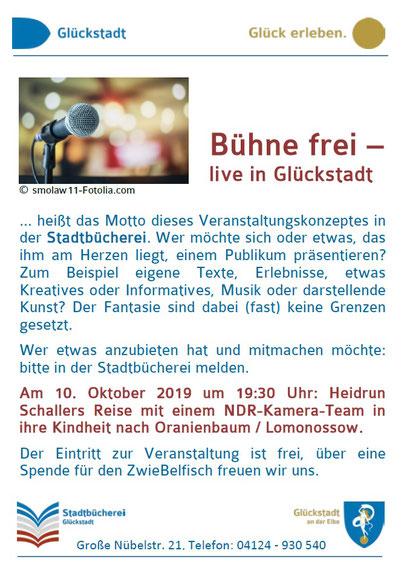 Heidrun Schallers Reise mit einem NDR-Kamera-Team