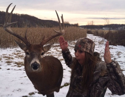 Josie Filkens & The Sulfur Creek Buck