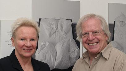Sigrid Awizio und Marc Mandel