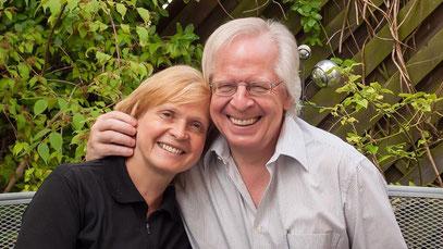 Ellen Eckhardt und Marc Mandel im August 2013 (Foto: Knut Grassmann)
