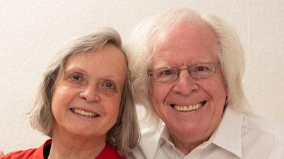 Ellen Eckhardt und Marc Mandel  am 27.7.2020 in Griesehim - Foto: Ellen Eckhardt