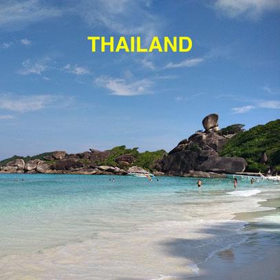 Day Trip/Tagestouren Similan Thailand