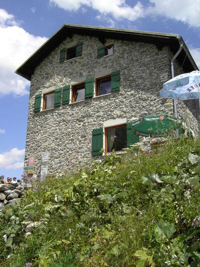 Frederik Simms Hütte