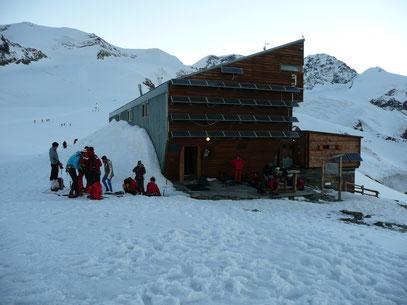 Quinto Sella Hütte