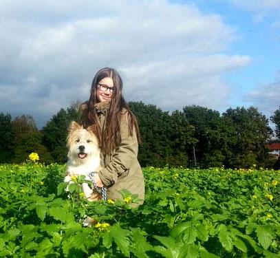 Kinderhund Hund und Kind kinderlieber Familienhund