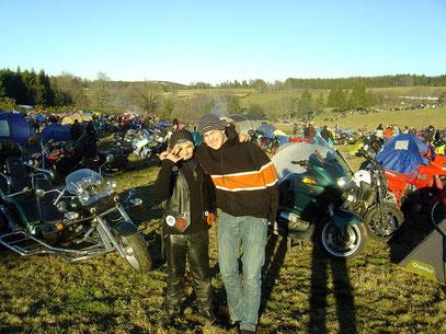 Quentin et Nicolas ont tenu à être du voyage, une première hivernale pour nos deux jeunes. La relève est assurée