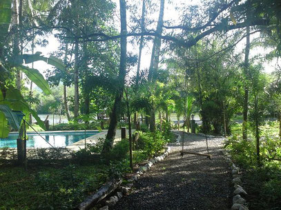 Land with 3 villas for sale