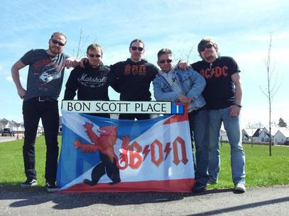 Flagge von BON