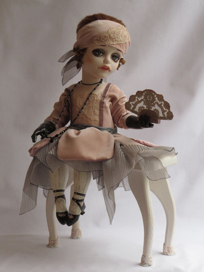 Porcelain doll movies really.http://www/korosdolls.com/ Dolls by Elena Korosteleva
