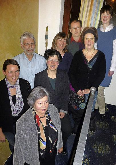 Der neue Vorstand des Gesangvereine Tüllingen sucht einen Chorleiter. Foto: Gabriele Reinhardt