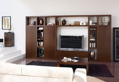 Muebles modulares mr muebles modulares para locales for Racks y modulares para living