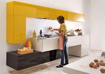 Muebles de cocina modernos mr muebles modulares para - Muebles de cocina modulares ...